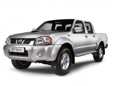 Nissan NP300 Double Cab