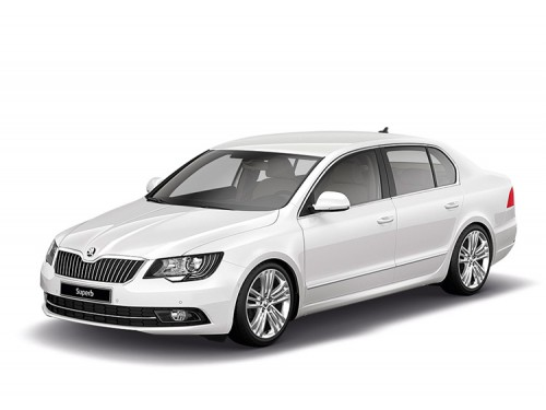 Skoda Superb 1.8 TSI AT